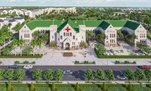 Bệnh viện Phước Bình tại Khu đô thị Cát Tường Phú Hưng
