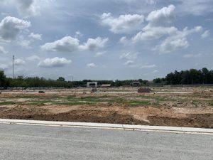 Khu đô thị Phương Trường An 5 đang gấp rút hoàn thiện giai đoạn cuối vào tháng 5 năm 2020 để bàn giao cho khách hàng