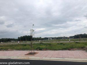 Toàn cảnh tiến độ xây dựng khuôn viên nội khu Khu đô thị Phương Toàn Phát Bình Dương