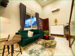 Nhà mẫu căn hộ mini Thanh Tùng Bình Tân