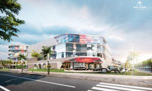 Trung tâm thương mại Lucky Mall tại Khu đô thị Cát Tường Phú Hưng
